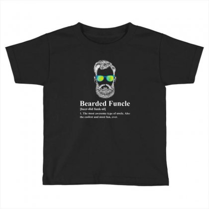 Beard Toddler T-shirt Designed By Disgus_thing
