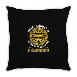 emporium   chinatown, new york Throw Pillow | Artistshot