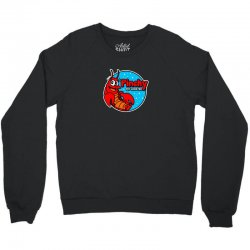 family pet lobster Crewneck Sweatshirt | Artistshot