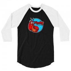 family pet lobster 3/4 Sleeve Shirt | Artistshot