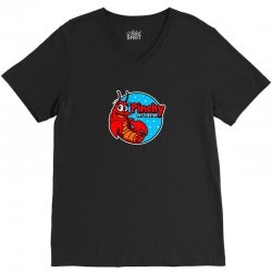 family pet lobster V-Neck Tee | Artistshot