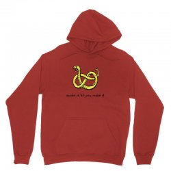 there make be snakes Unisex Hoodie | Artistshot