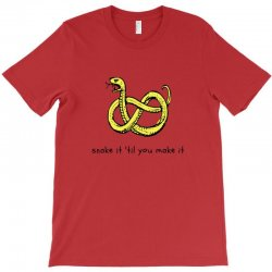 there make be snakes T-Shirt | Artistshot