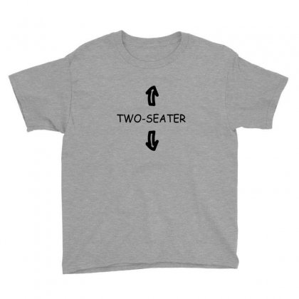 Two Seater Youth Tee Designed By Ahmadjufriyanto