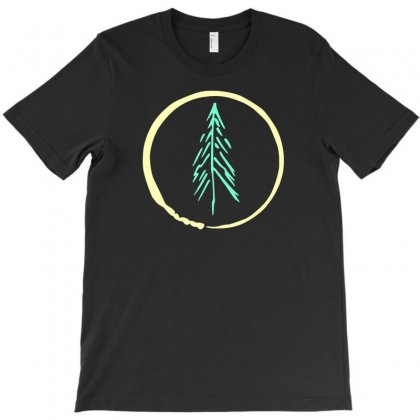 Forest Here T-shirt Designed By Z3ni