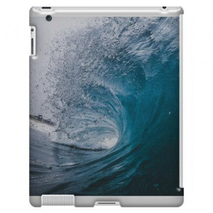 Wave Ipad 3 And 4 Case Designed By Yahya Souhail