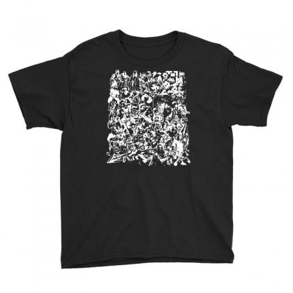 Computer Games Youth Tee Designed By Rahmatika