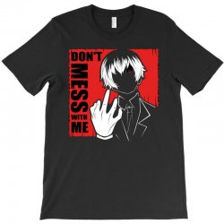 anime boy T-Shirt | Artistshot