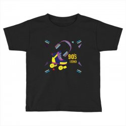 Back to 90's Toddler T-shirt | Artistshot