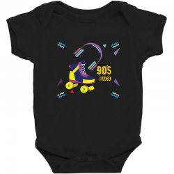 Back to 90's Baby Bodysuit | Artistshot