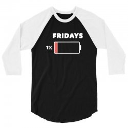funny friday 3/4 Sleeve Shirt | Artistshot