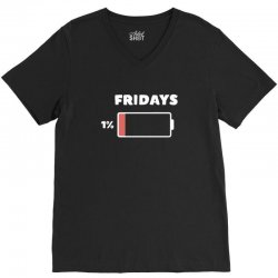 funny friday V-Neck Tee | Artistshot