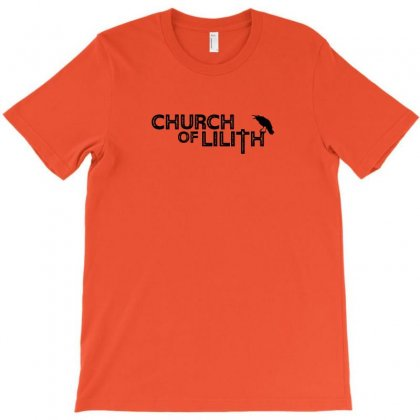 Church Of Lilith Merch T-shirt Designed By Ratna Tier