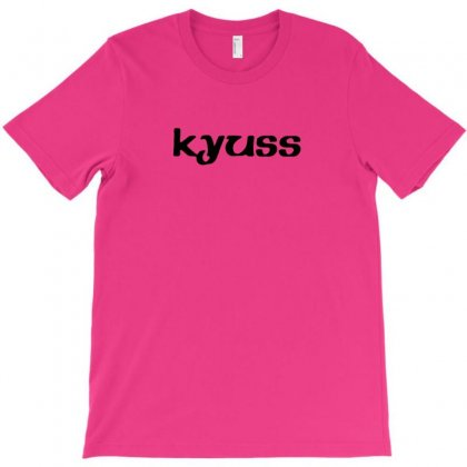 Kyuss Band T-shirt Designed By Ratna Tier