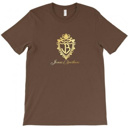 The Jonas Brother Logo T-shirt Designed By Ratna Tier