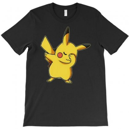 Poookémon Says Yeaah T-shirt Designed By Noura.mo