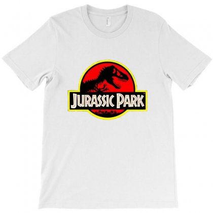Jurassic Park Wild Collection T-shirt Designed By Noura.mo