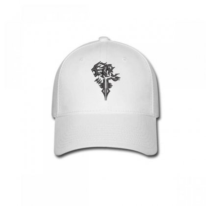 Final Fantasy 8 Squall İnspired Unisex Product Embroidered Hat Baseball Cap Designed By Madhatter