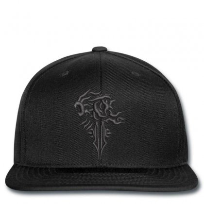 Final Fantasy 8 Squall İnspired Unisex Product Embroidered Hat Snapback Designed By Madhatter