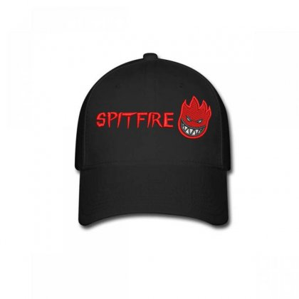 Spitfire Embroidered Hat Baseball Cap Designed By Madhatter