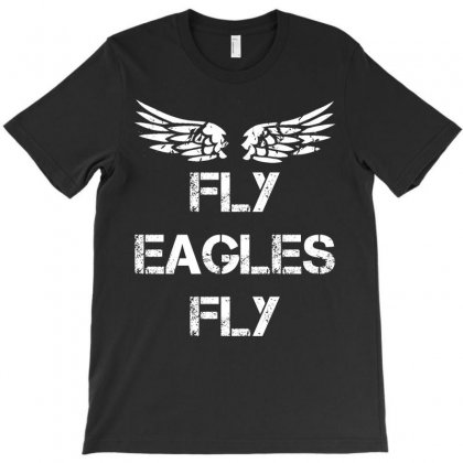 Fly Eagles Fly T-shirt Designed By Amber Petty