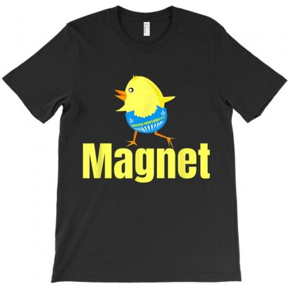 Chick Magnet T-shirt Designed By Amber Petty