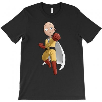 One Punch Man1 T-shirt Designed By Amber Petty