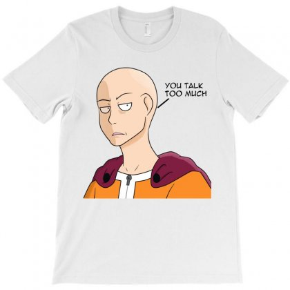 One Punch Man 2 T-shirt Designed By Amber Petty