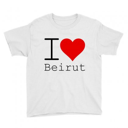 I Love Beirut Youth Tee Designed By Perfect Designers