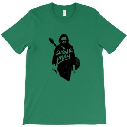 Sixto Rodriguez  Sugar Man T-shirt Designed By Erickthohir