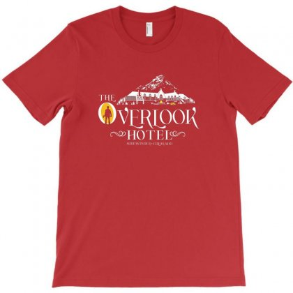 The Overlook Hotel Merch T-shirt Designed By Erickthohir