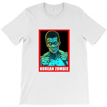 Korean Zombie T-shirt Designed By Erickthohir