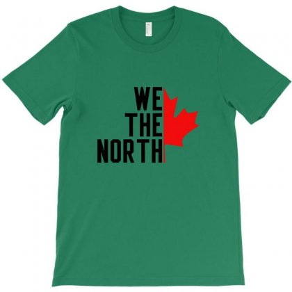 We The North T-shirt Designed By Erickthohir