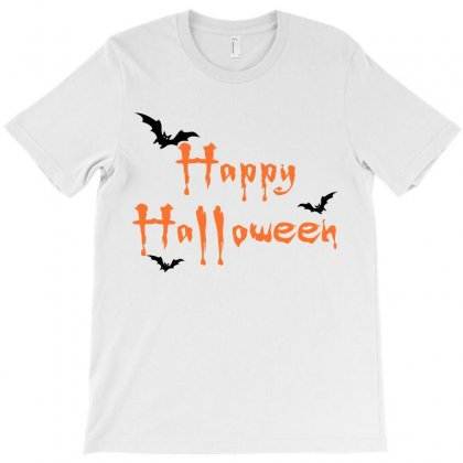 Happy Halloween 2 T-shirt Designed By Amber Petty