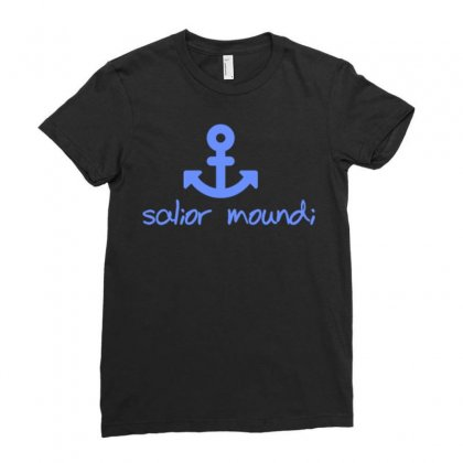 Sailor Ladies Fitted T-shirt Designed By Ahmeddahysaad18
