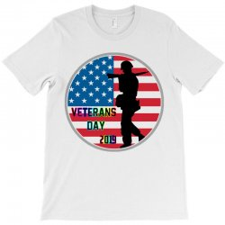 Veterans Day T-shirt Designed By Amber Petty