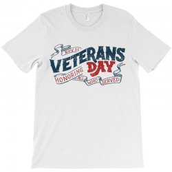 Veterans Day 2019 T-shirt Designed By Amber Petty