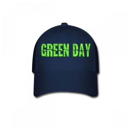 Green Day Еmbroidered Нat Baseball Cap Designed By Madhatter