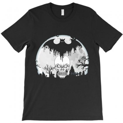 31 October Halloween Scared T Shirt T-shirt Designed By Hung