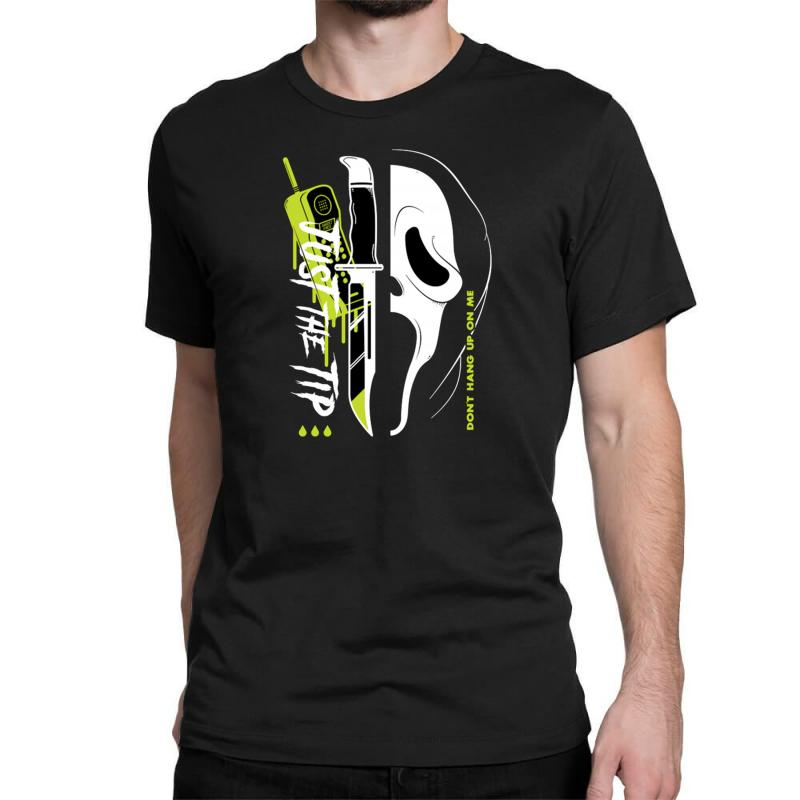 Scream Classic T-shirt | Artistshot