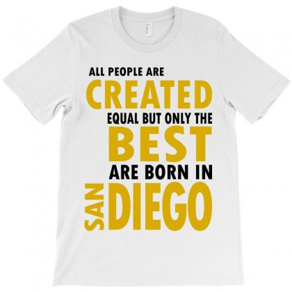 San Diego T-shirt Designed By Chris Ceconello