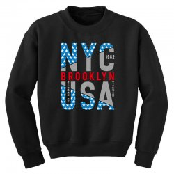 nyc Youth Sweatshirt | Artistshot