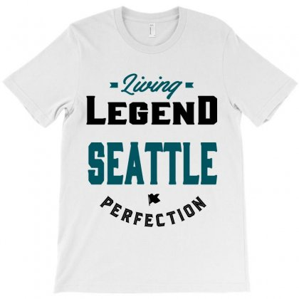 Seattle T-shirt Designed By Chris Ceconello