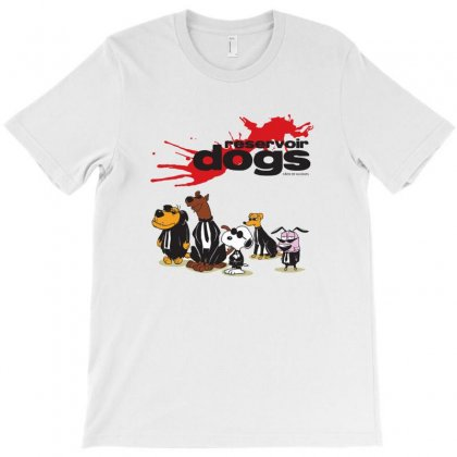 Funny Dogs T-shirt Designed By Disgus_thing