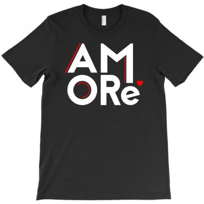 Amore T-shirt Designed By Aheupote