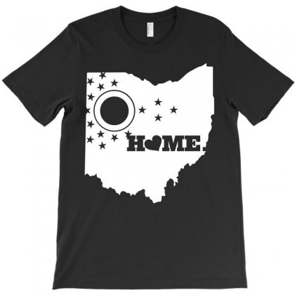 Ohio Sweet Home T-shirt Designed By Leodrolic
