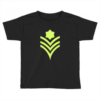 Rank Toddler T-shirt Designed By Ahmeddahysaad18
