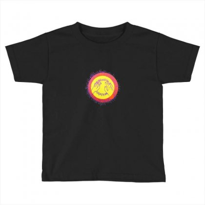 Lift Your Skinny Fists Toddler T-shirt Designed By Meghan Irwandi