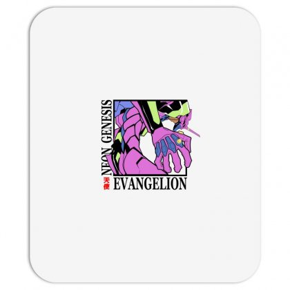 Eva Unit 01 Mousepad Designed By Paísdelasmáquinas