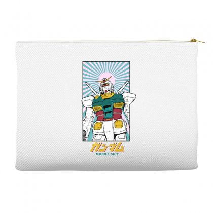 Gundam  Mobile Suit Accessory Pouches Designed By Paísdelasmáquinas